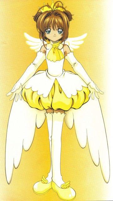 Angel con corona