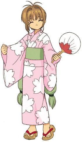 yukata rosa