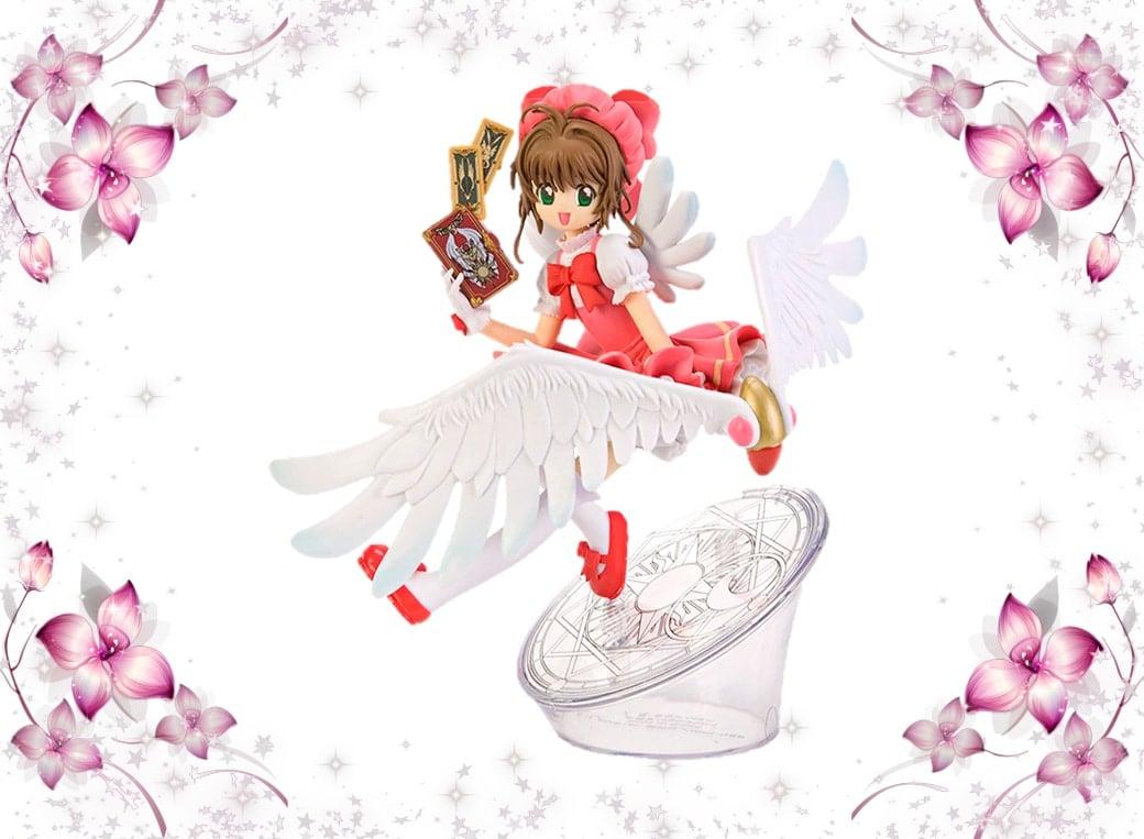 "Furyu 7"" Cardcaptor Sakura: Sakura Kinomoto Fine Quality Figure Cherry Ver."