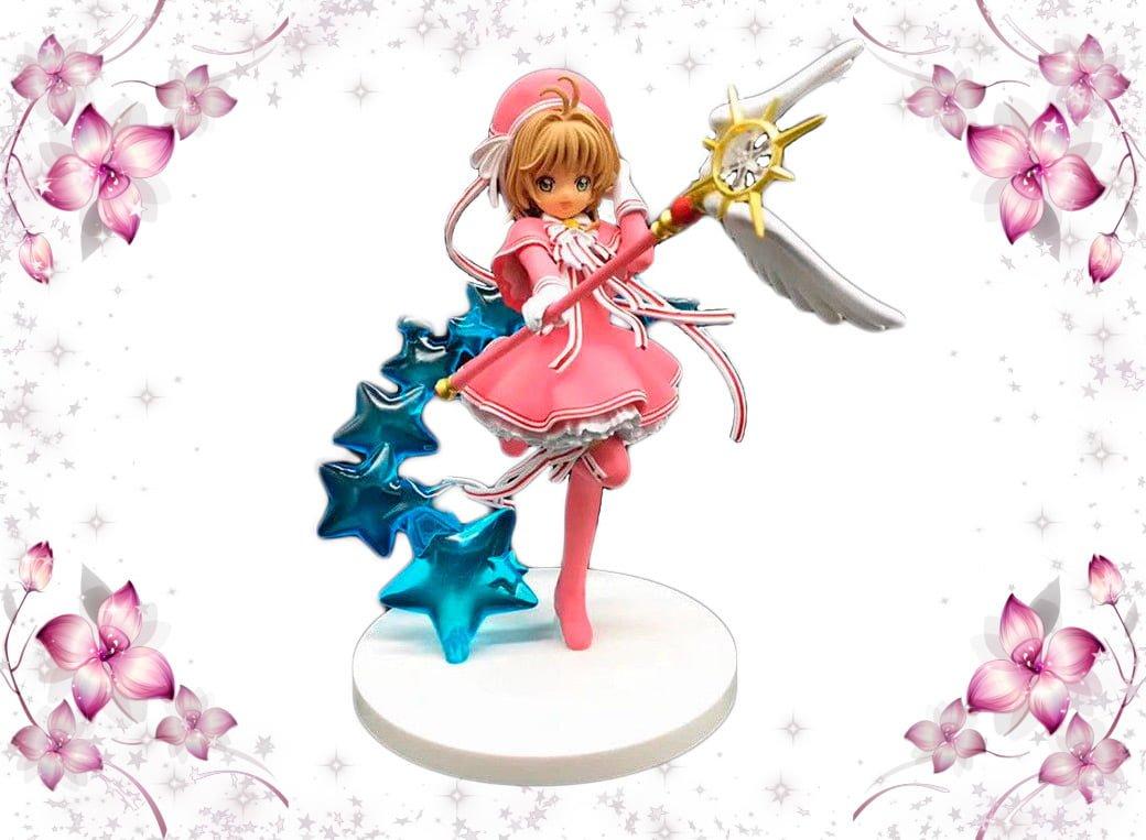 Cardcaptor Sakura Kinomoto Clear Card figure