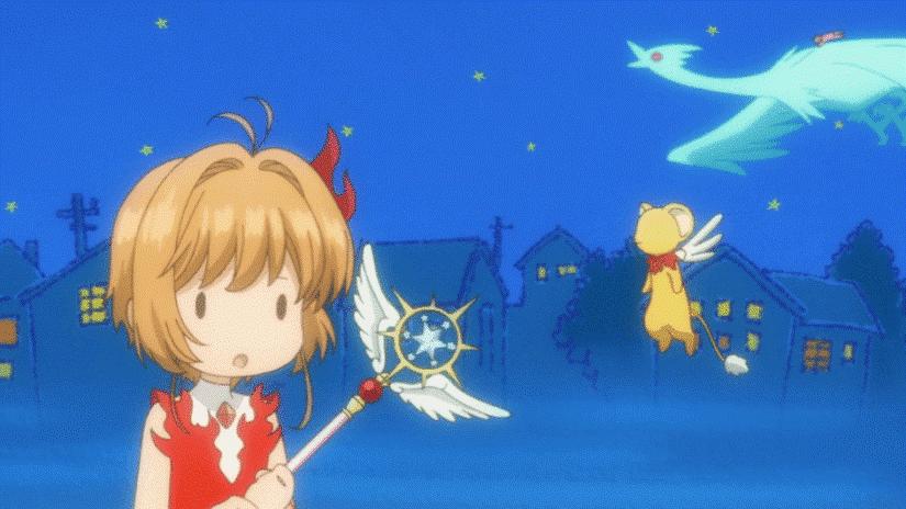 reseña de cardcaptor sakura clear card episodio 18